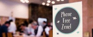 Le zone phone free della catena di hotel Wyndham Grand - Foto: Wyndham Hotels & Resorts