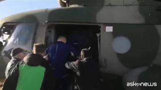Emergenza Soyuz: il recupero dell'equipaggio dopo l'atterraggio
