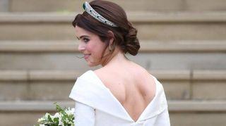 Matrimonio Eugenia di York, le pagelle dei look. La sposa e l'orgoglio della cicatrice