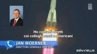 Soyuz, Woerner (Esa): Parmitano partirà, forse con poco ritardo