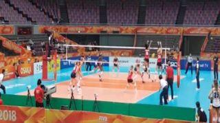 Mondiali, l'Italia del volley batte il Giappone per 3-2