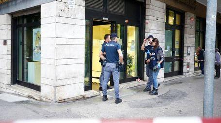 Tentata rapina a Roma (LaPresse)