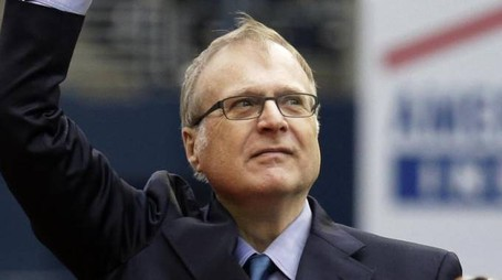 Il co-fondatore di Microsoft Paul Allen (Ansa)