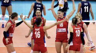 Pallavolo: Mondiali donne, primo ko Italia, Serbia vince 3-1
