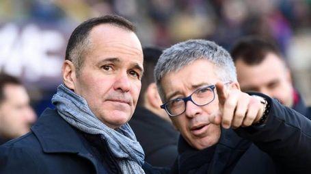 Joey Saputo e Claudio Fenucci
