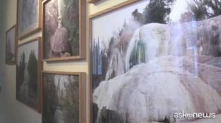 Le fotografie colorate di Silvia Camporesi in mostra a Ferrara