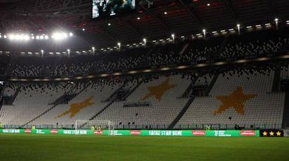 La Curva Sud dell'Allianz Stadium