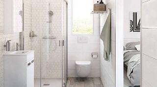 Idee per fare apparire più grande il tuo bagno