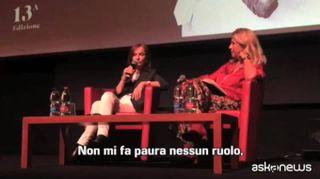 Festa Cinema, premio carriera a Huppert: nessun ruolo mi fa paura
