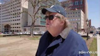 Festa Roma, il giorno di Michael Moore: Bush e Trump due disastri