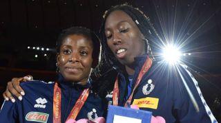 Finale pallavolo femminile, le ragazze d'argento