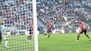 Serie A: Juventus-Genoa 1-1