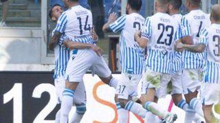 Serie A: Roma-Spal 0-2