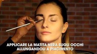 Il makeup per Halloween: la strega
