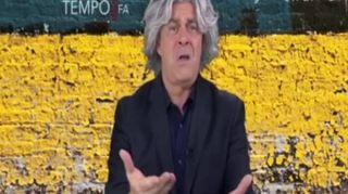 """Crozza/Grillo: """"Di Battista lo metto al posto di Mattarella"""""""