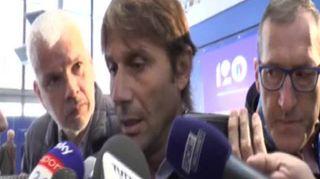 """Calcio, Conte e il suo futuro: """"In panchina...a casa mia!"""""""