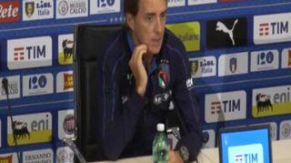 """Mancini: """"Italia guarita? Non è mai stata malata"""""""