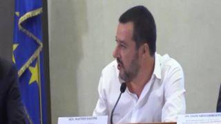 """Coni, Salvini: """"Più soldi a sport di base e meno ad alto livello, Malagò si arrabbierà..."""""""