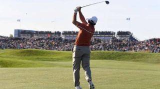 """Golf: Molinari, """"a Dubai per coronare una stagione da sogno"""""""