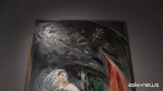 Ennio Calabria in mostra a Roma, pittore dell'uomo e del sentire