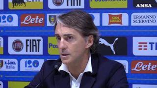 Azzurri: Mancini, anch'io curioso vedere Tonali