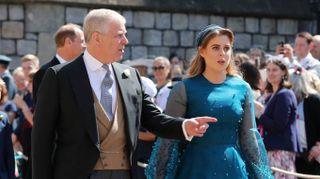 La principessa Beatrice e il nuovo fidanzato Edoardo Mapelli Mozzi