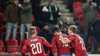 Calcio: Roma,fiducia Schick, gol in nazionale mi può aiutare