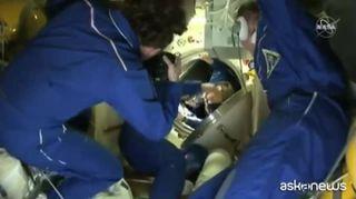 Spazio, nuovo equipaggio sulla Stazione Spaziale Internazionale