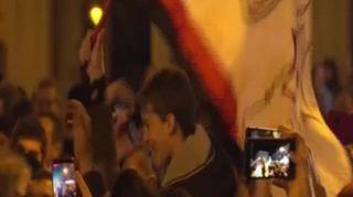 Copa Libertadores, la grande festa dei tifosi del River a Buenos Aires