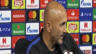 """Spalletti: """"Icardi a Madrid? Non vedo il problema"""""""