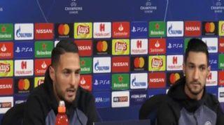 """D'Ambrosio: """"Dobbiamo fare il nostro e non pensare a Barcellona-Tottenham"""""""