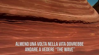 The Wave: l'onda rocciosa mozzafiato