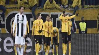 Champions, doppio ko indolore per Juventus e Roma