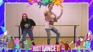 LaSabri protagonista della web serie dedicata a Just Dance