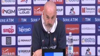 """Fiorentina, Pioli: """"Sono determinato, con l'Empoli gara importante"""""""
