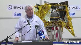 Spazio, Israele pronto a lanciare la sonda di SpaceIL sulla Luna