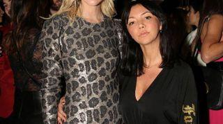 Chiara Ferragni-Asia Argento, duo rock per Aniye By