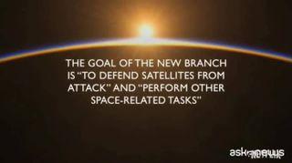 """La serie Netflix sulla """"forza armata spaziale"""" di Trump"""