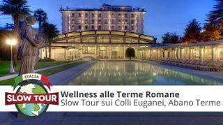 Wellness alle Terme Romane