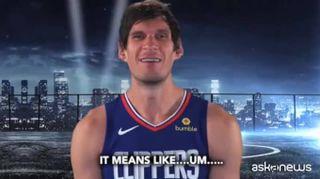 """Nba, i Clippers pronunciano (male) """"precipitevolissimevolmente"""""""