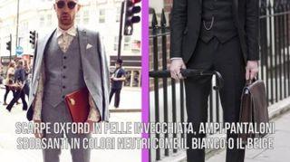 Moda: 5 look classici uomo di tendenza per il 2019