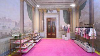 Emilio Pucci Junior, la collezione presentata a Pitti Bimbo