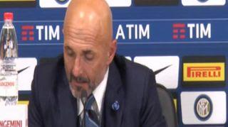 """Inter, Spalletti: """"Partita complicata, 0-0 casuale"""""""