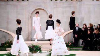 Chanel, la sfilata di Parigi