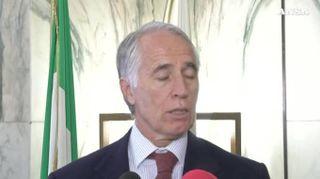 Riforma Coni, Malago' invoca una rapida soluzione