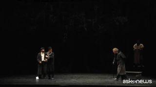 """Riondino perfido Woland ne """"Il Maestro e Margherita"""" all'Eliseo"""