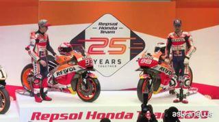 MotoGp, Marquez e Lorenzo, la Honda presenta il suo dream Team