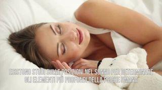 Dormi in posizione fetale? Ecco cosa significa