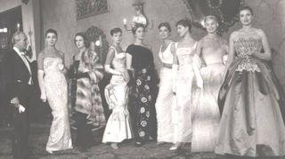 La nascita della moda italiana