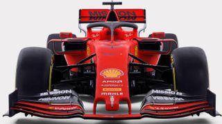 Le foto della nuova Ferrari SF90